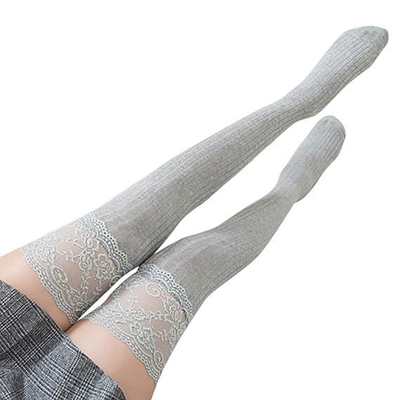 Socks Medias de Tubo Medio Raya de Color Calcetines Mujer Hombres Calcetines Antideslizantes Calcetines de Deporte Calcetines Térmicos para Unisex: ...