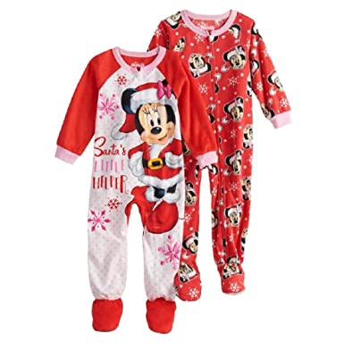 1deb05498052 Amazon.com  Disney s Minnie Mouse Christmas Santa s Little Helper ...