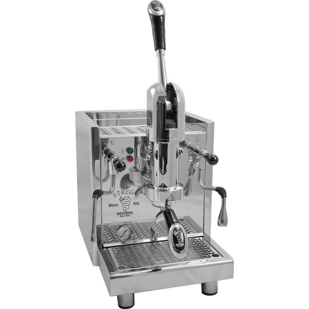 Espresso Siebträgermaschine Bezzera Strega AL S MN