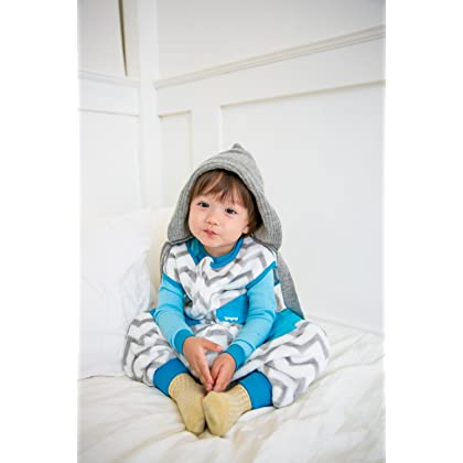 Vaenait Baby 1-7Y Ultra Plush Fleece Kids Boys Wearable Blanket Sleeper  Papa Dino S .. 1c23a4970