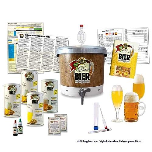 Kit De Brassage De Bière Deluxe  : le meilleur haut de gamme