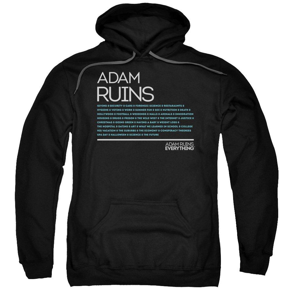 Adam Ruins Everything - - Alles Hoodie für Männer