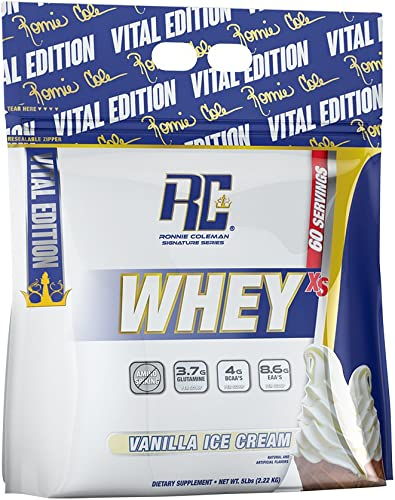 Ronnie Coleman Signature Series Whey XS Protein Powder