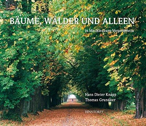 Bäume, Wälder und Allleen in Mecklenburg-Vorpommern