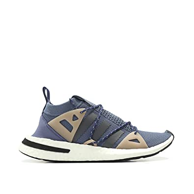new product 8af9d f2b1c adidas Arkyn Womens in Raw SteelAsh Pearl, 5