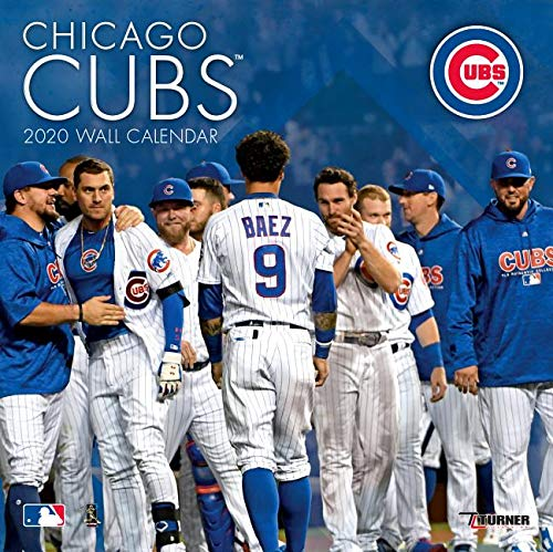 Chicago Cubs Home Opener 2020.Chicago Cubs 2020 12x12 Team Wall Calendar Lang Companies