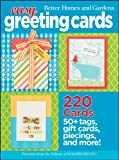 Easy Greeting Cards, Better Homes and Gardens Books Staff, 0470887117