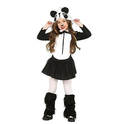 NET TOYS Disfraz de Panda Infantil Atuendo Carnaval Oso ...