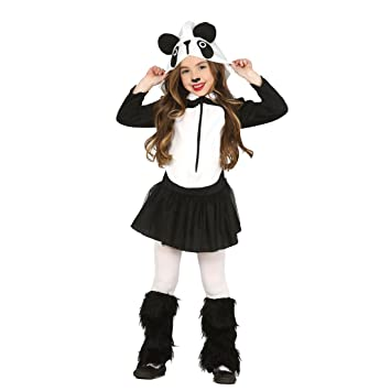 Amakando Atuendo Carnaval Oso niños Disfraz de Panda ...