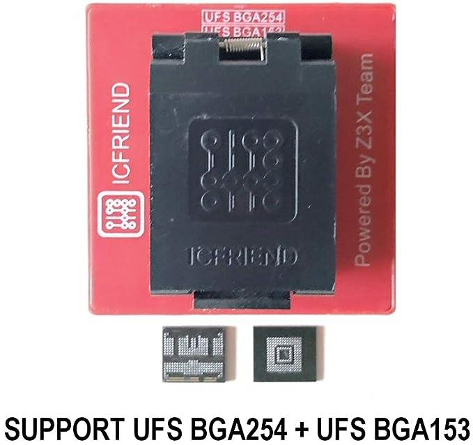 Amazon com: ICFriend 3-in-1 UFS Chip Reader for Z3X Easy