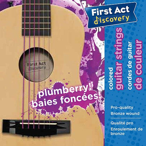 First Act Discovery Guitar Strings