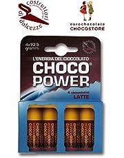 Eurochocolate CHOCOPOWER Cioccolato al Latte Confezione 42gr.
