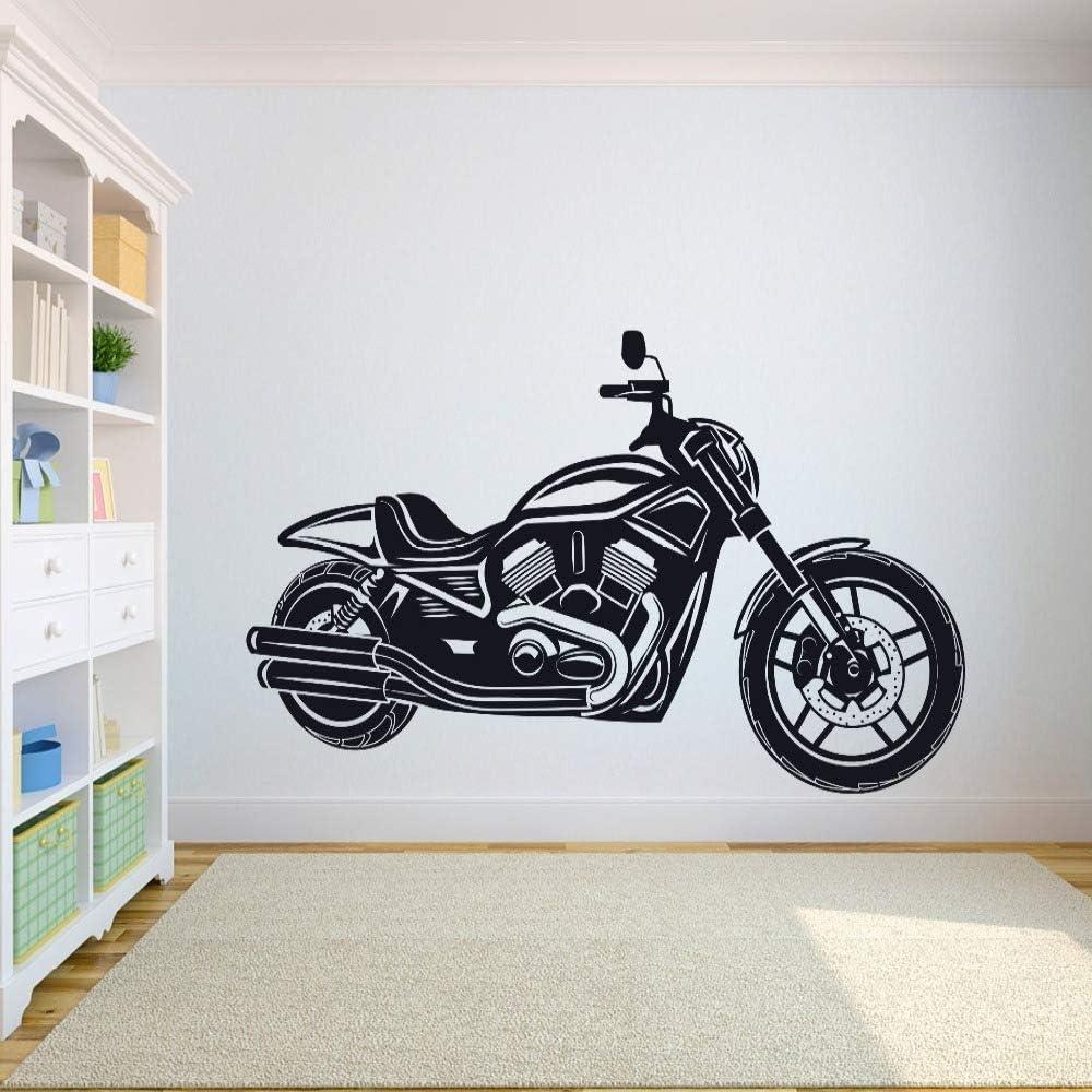 Geiqianjiumai Vinilo para Pared Motocross Sport Utility Room ...