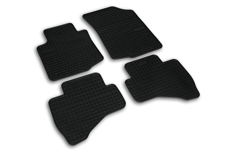pkwelt tapis de sol premium sur mesure caoutchouc voiture 12weub0703386. Black Bedroom Furniture Sets. Home Design Ideas