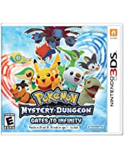 Nintendo CTRPAPDE Pokémon Mystery Dungeon: Gates to Infinity, 3DS