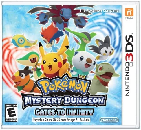 Nintendo Pokémon Mystery Dungeon - Juego (3DS): Amazon.es: Videojuegos
