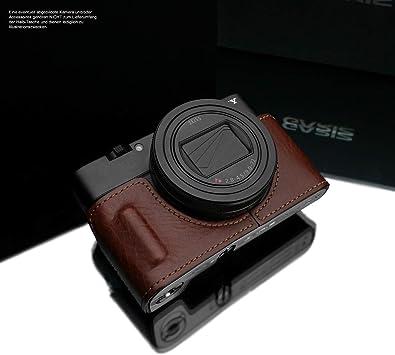 Gariz Design Kameratasche Für Sony Rx100 Vi Und Rx100 Elektronik