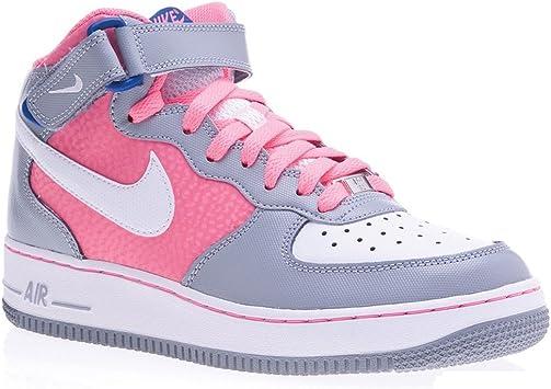 nike air force 1 rosa e grigie
