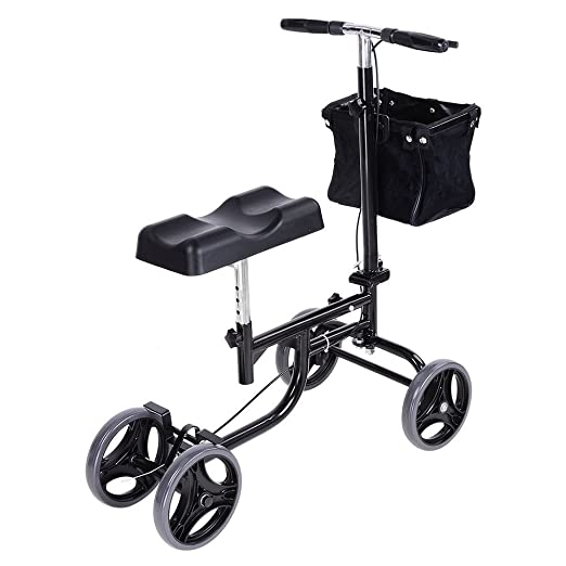 Amazon.com: koval Inc. orientable Scooter de rodilla, adulto ...