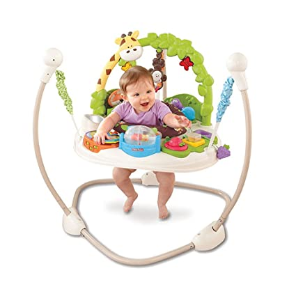 Fisher-Price Go Wild Jumperoo Activity Centers by Fisher-Price