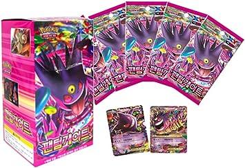 Pokemon Cartas XY 30 Packs in 1 Caja Phantom Gate Corea Ver / 30 Booster packs: Amazon.es: Juguetes y juegos