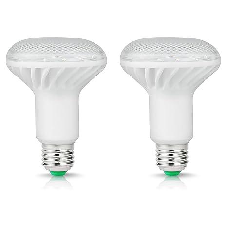 SmartinLiving 16W R80 E27 LED Bombillas Reflector Bombillas Incandescentes Equivalente 150W 1500lm, Blanco Cálido 3000K
