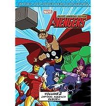 The Avengers: Volume Two - Captain America Reborn!