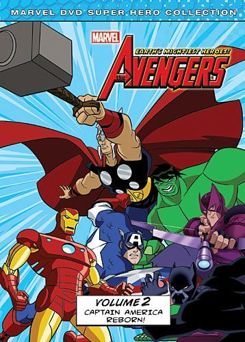 Marvel The Avengers: Earth's Mightiest Heroes 2 [DVD] [Region 1] [NTSC] [US Import]