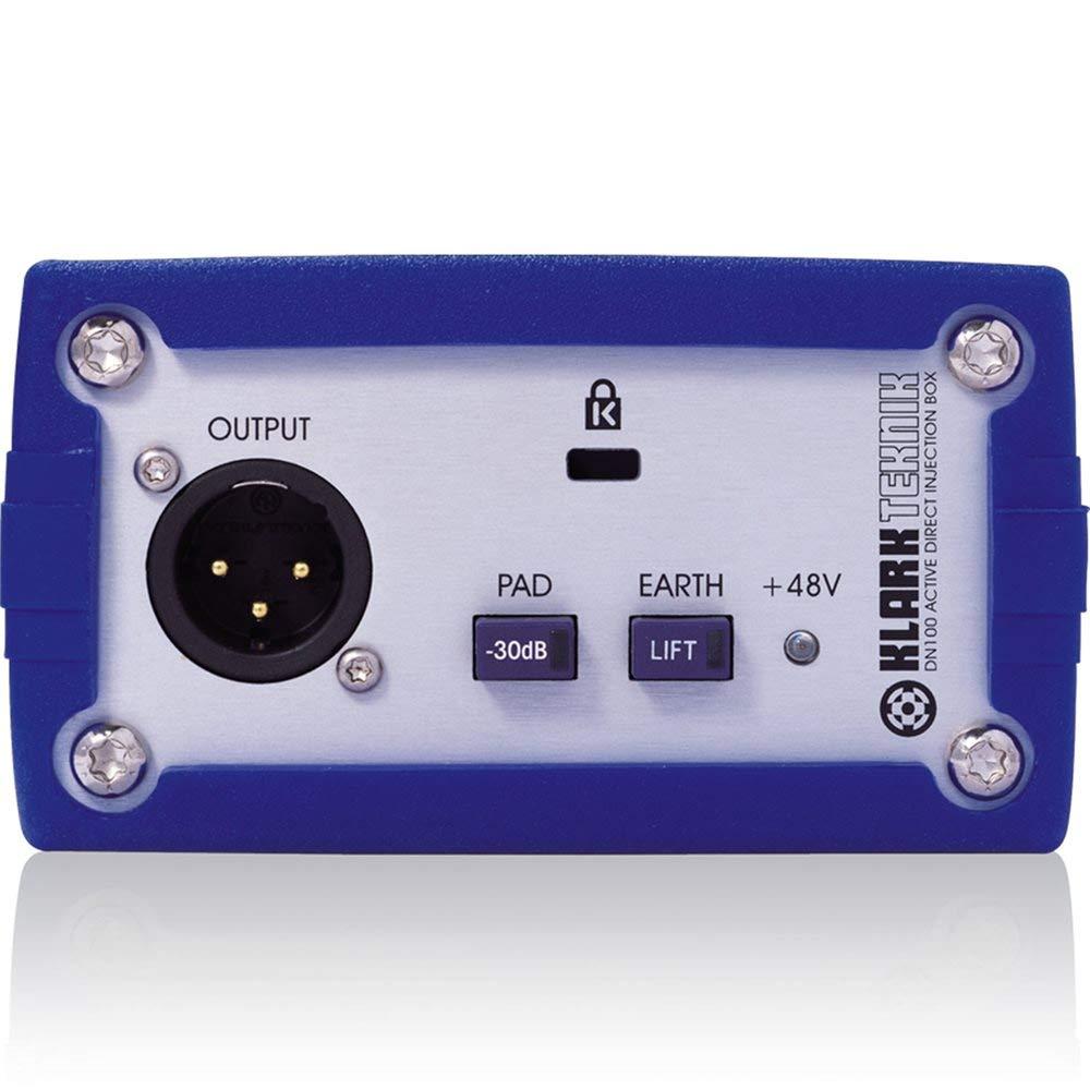 Klark teknik Signal Direct Box (DN100)