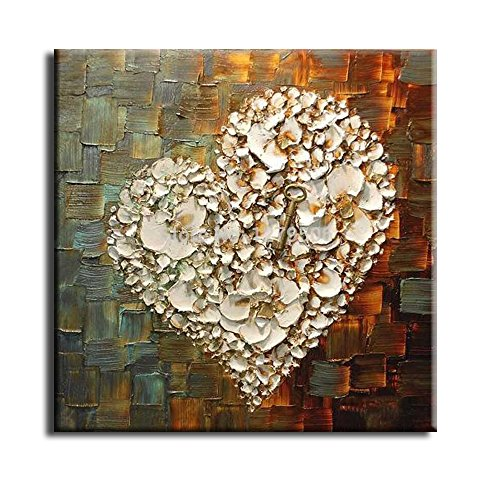 Sunding Art The Key To The Heart Giclee Oil Painting Wall