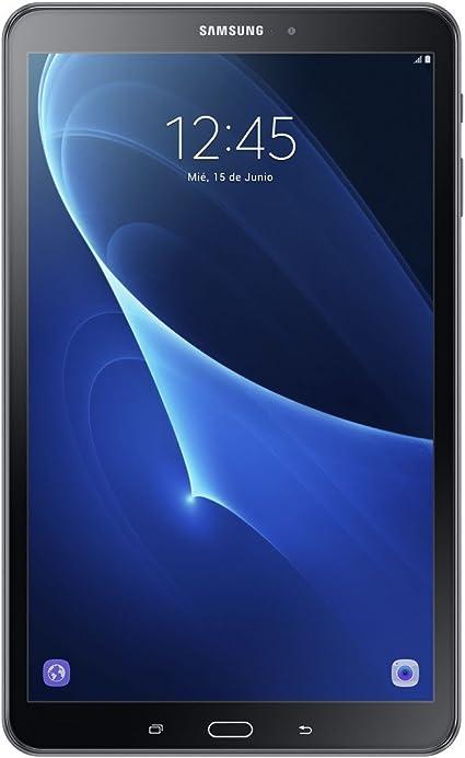 Samsung Galaxy Tab A Tablette De 10 1 Pouces Ecran Full Hd Wifi Processeur 8 Cœurs Cortex A53 2 Go De Ram 32 Go De Stockage Android 6 0 Marshmallow Noir Noir Samsung Amazon Fr Informatique