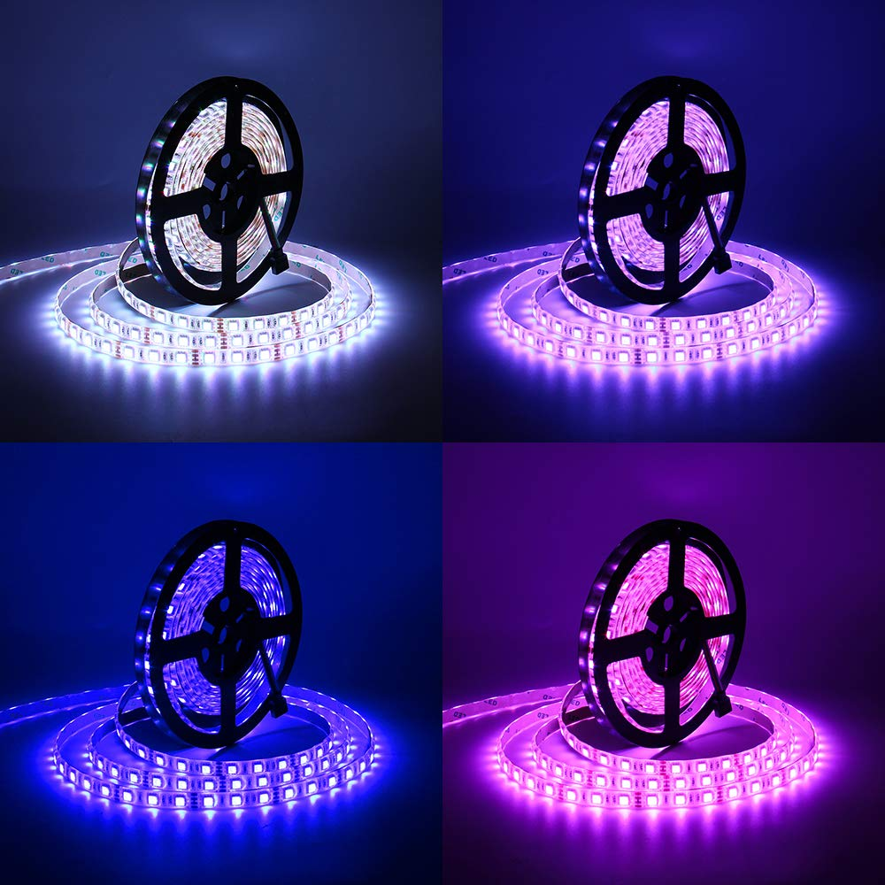 Supernight Tm 16 4 Ft Rgb Color Changing Kit With Led: CHEAP SUPERNIGHT (TM) 16.4FT 5M SMD 5050 Waterproof