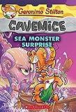 Geronimo Stilton Cavemice #11: Sea Monster Surprise