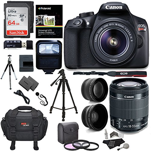 Canon EOS Rebel T6 Digital SLR Camera Kit + EF-S 18-55mm for sale  Delivered anywhere in USA