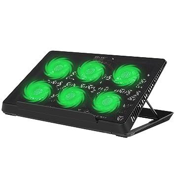 """Kootek 12 """"-15"""" – Base de refrigeración para ordenador portátil Chill alfombrilla"""