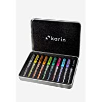 KARIN DecoBrush Metallic 10 Stck. KARIN DecoBrush Metallic