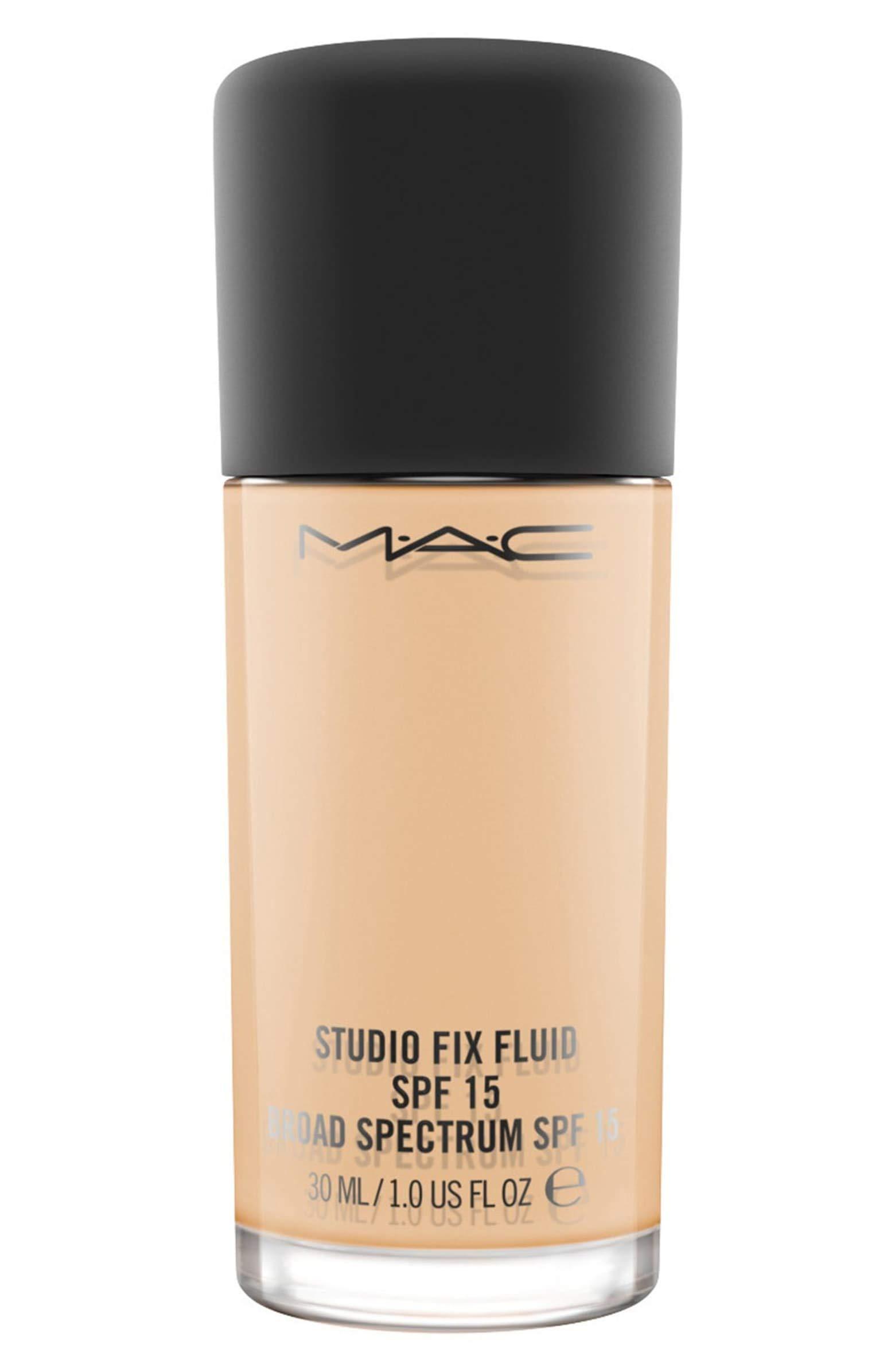 MAC studio fix fluid foundation NC20