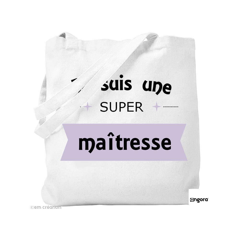 ANGORA Sac Shopping pour Ma/îtresse