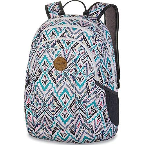 Dakine Garden Women's Backpack – Stylish Mid-Size – Laptop Sleeve – 20 - Snow 20l