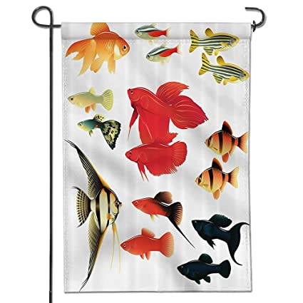 Amazon Com Inspirational Garden Flag Mbeexotic And Tropical Types