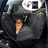 WINNER OUTFITTERS Dog Car Seat Covers,Dog Seat Cover Pet Seat Cover for Cars, Trucks, and SUV – Black, 100% Waterproof,XL Review
