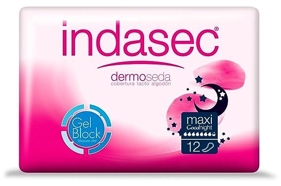 DERMOSEDA GOOD NIGHT compresa incontinencia maxi 12 uds: Amazon.es: Belleza
