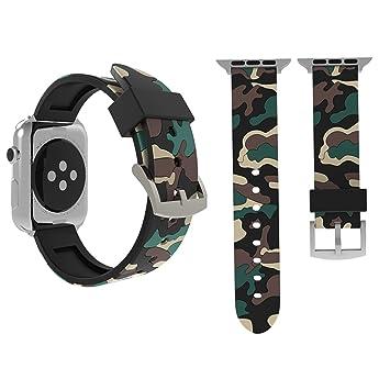 MEMETHEVAT Bandas de Repuesto SmartWatch para Apple Watch ...