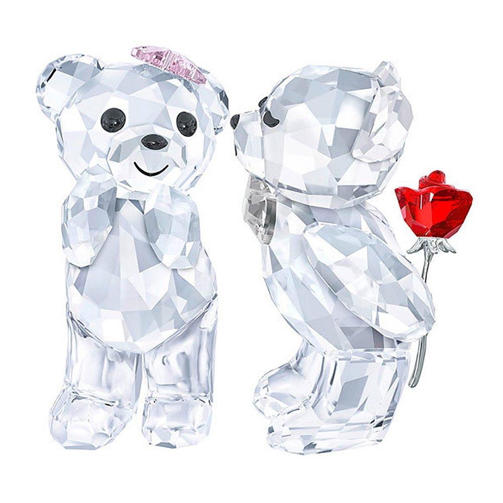 スワロフスキー SWAROVSKI クリスタル フィギュア クリスベア Kris Bear A Lovely Surprise 5268511 [並行輸入品] B06XWQM9DZ