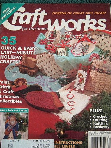 Craftworks Magazine (Craftworks Magazine - November 1990 (VOLUME 6, NUMBER 1))