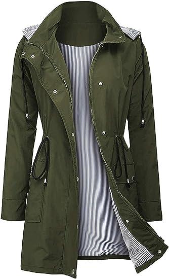Arthas Women Light Rain Jacket