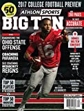 Athlon Sports 2017 College Football Big Ten Ohio State Buckeyes Preview Magazine