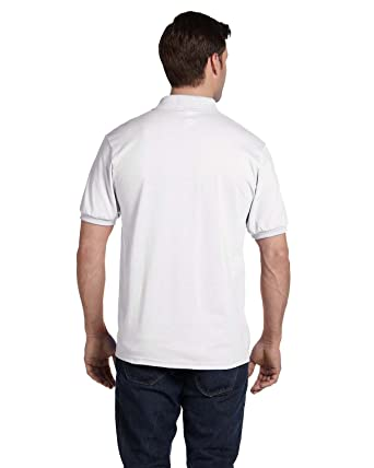 4e57ce5977b Amazon.com  Hanes 5.2 oz. 50 50 ComfortBlend EcoSmart Jersey Knit ...