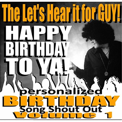 Happy Personalized Song Birthday (Jason (Happy Birthday to Ya Personalized Birthday Song Shout Out))
