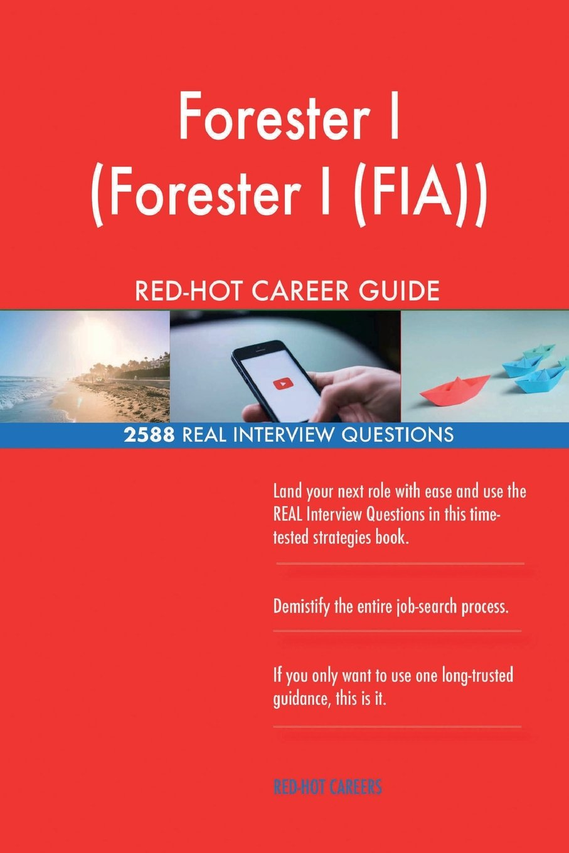 Forester I (Forester I (FIA)) RED-HOT Career